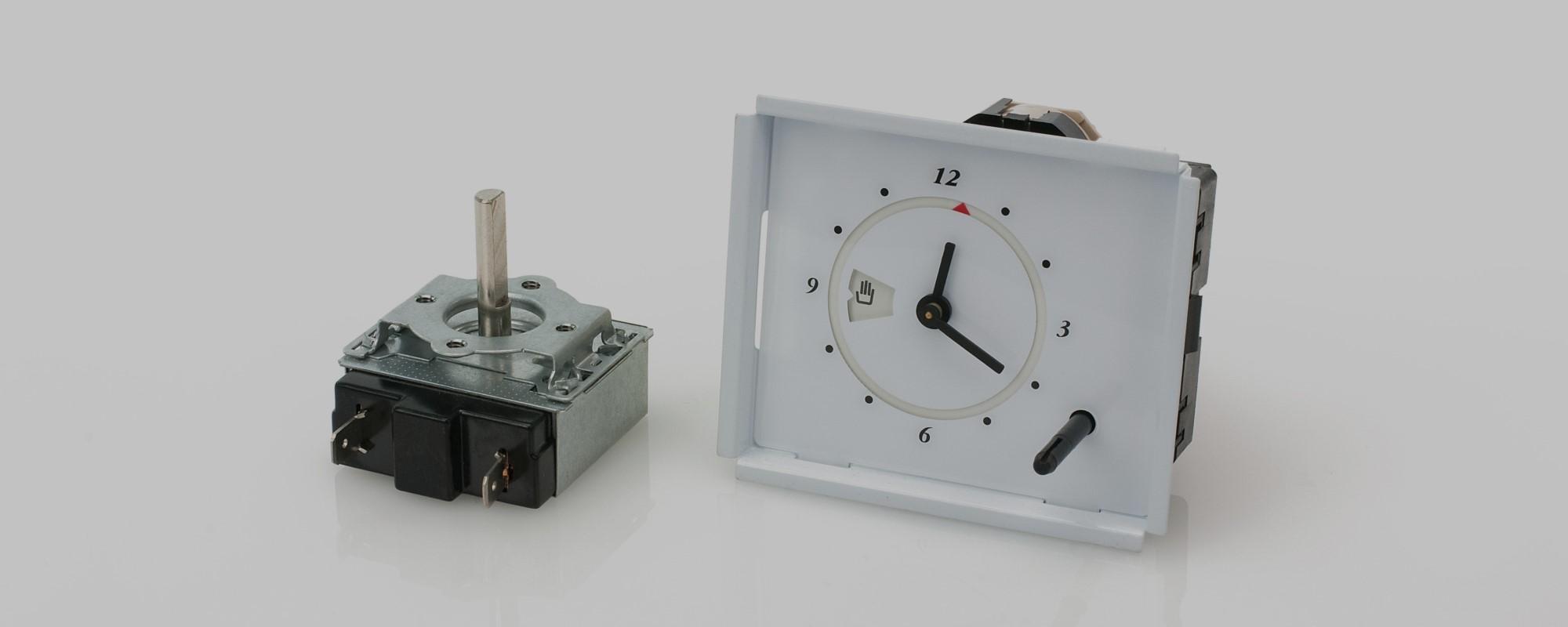 Timer e Programmatori analogici per forni